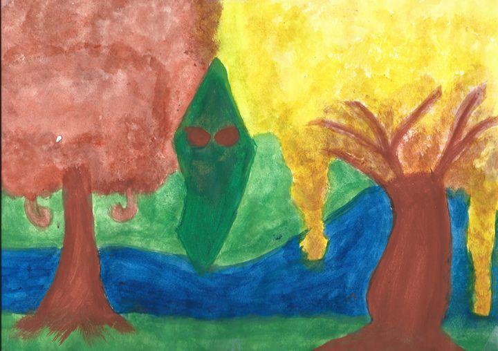 Eversong Woods - Jaina Labulay