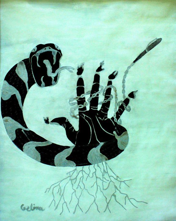 Left Hand of Fate - Coelina