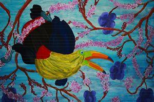 Ravenous Toucan