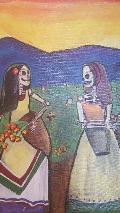 Marigold sisters - Mblizzard
