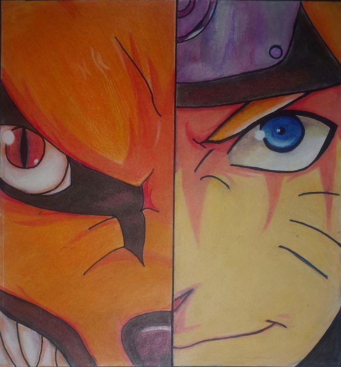 Naruto and Ninetails - Kavya