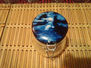 Midnight Lagoon - Abnormal Normalicy- Painted Ceramics & Photography