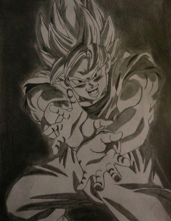 Goku - Eduardo's Art