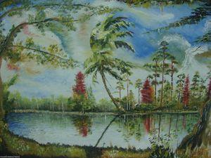 Classic Florida Landscape