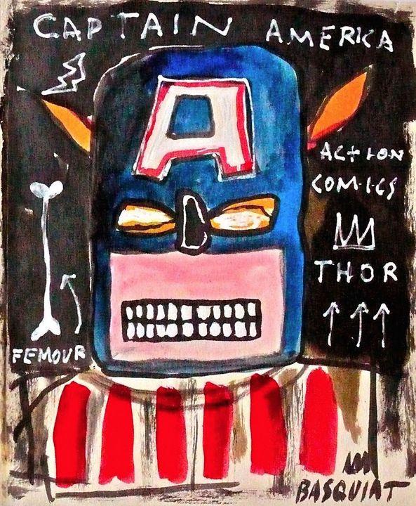 Captain America - Anvico Collection