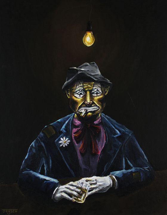 Clown Catastrophe - Julia Jensen