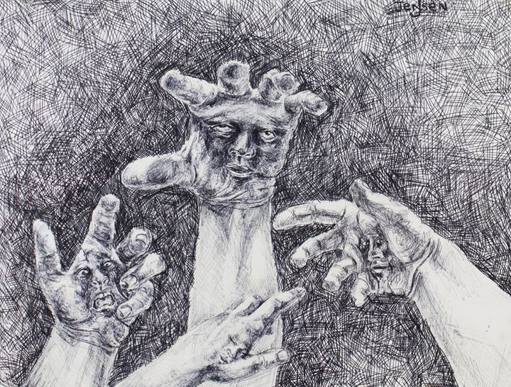 Hands - Julia Jensen