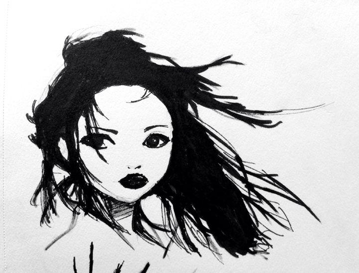 Geisha in the Wind - Jkart