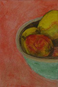 Christmas Pears #4