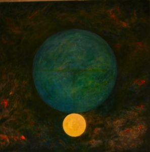 Two Orbs - Kate Walter