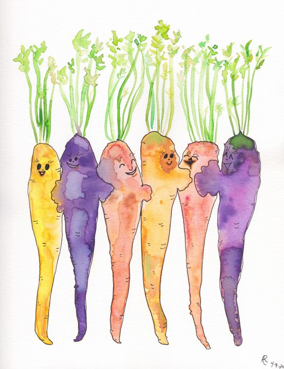 Carrot Conga! - Ninja Arts