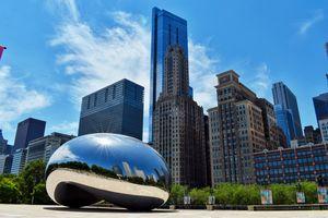 The Bean, Chicago Illinois