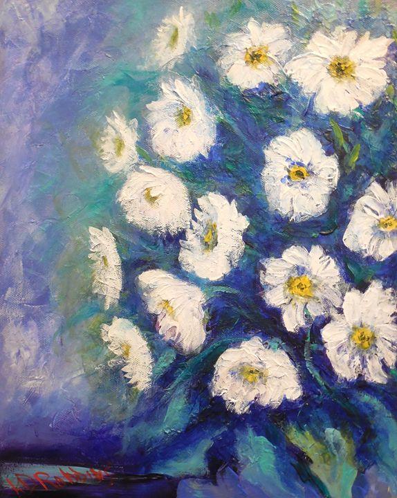Daisy's - K.D. Robbins fine art