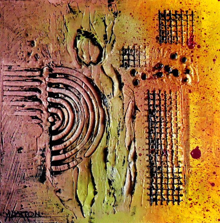 """ Canvas Of Life II "" - AlaArt"