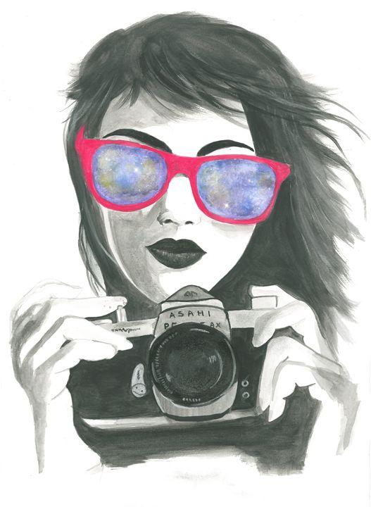 Camera Girl - Domna