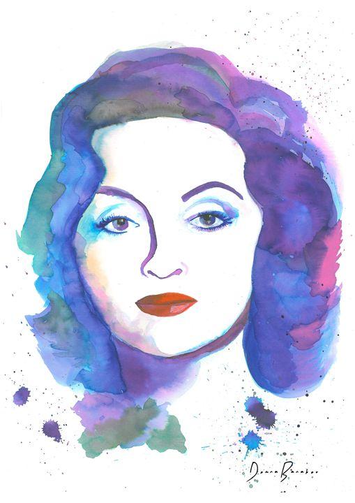 Bette Davis - Domna