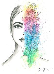 Geometric Colours