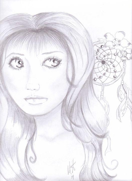 Dreamcatcher 2 - Michelle Hunter