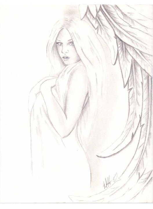 shy girl - Michelle Hunter