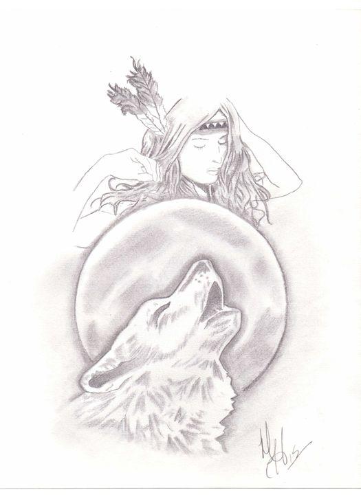 wolf 2 - Michelle Hunter