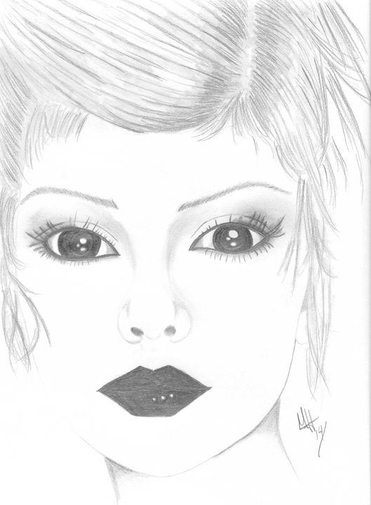 mystic eyes - Michelle Hunter