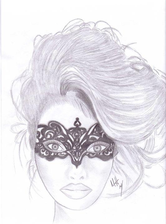 Masquerade - Michelle Hunter
