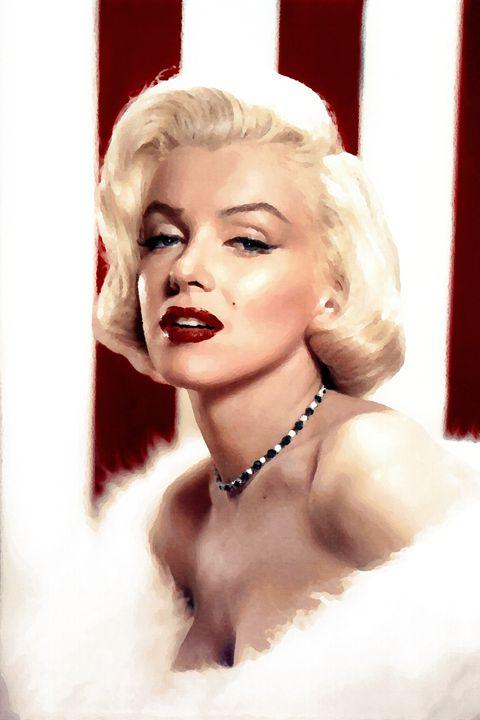 Marilyn Monroe - Jayson griffin