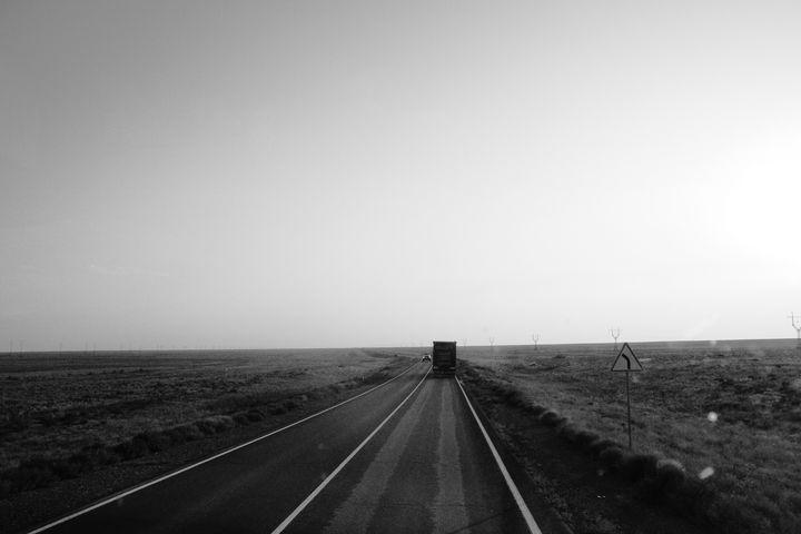 The Infinite Steppe - Tom Pinnegar
