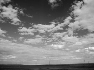 Desert Poles