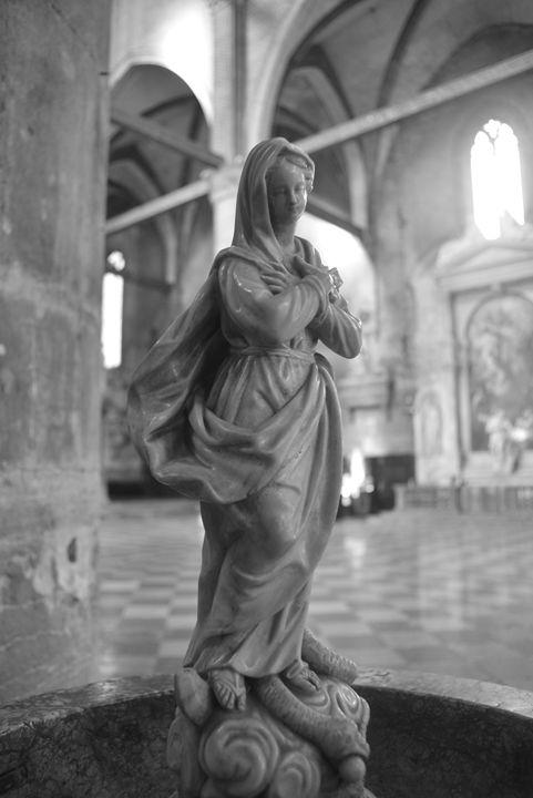 Madonna di S.Rocco - Valentine Bow art