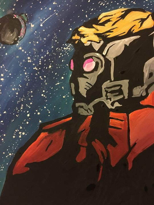 Space Star-Lord - Lauren Landry