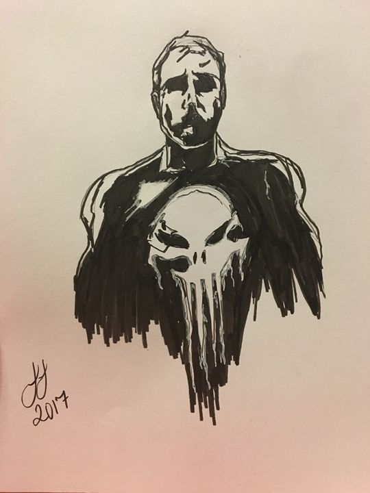 The punisher - Lauren Landry