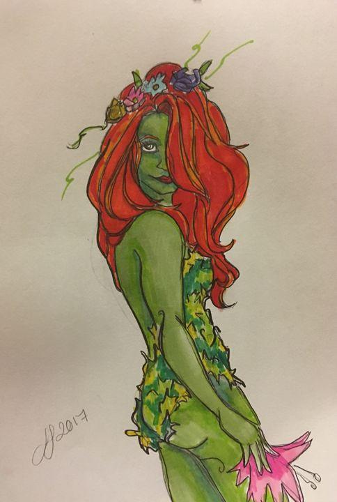 Poison Ivy - Lauren Landry