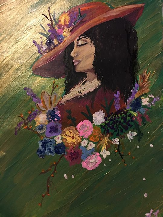 Creole - Lauren Landry