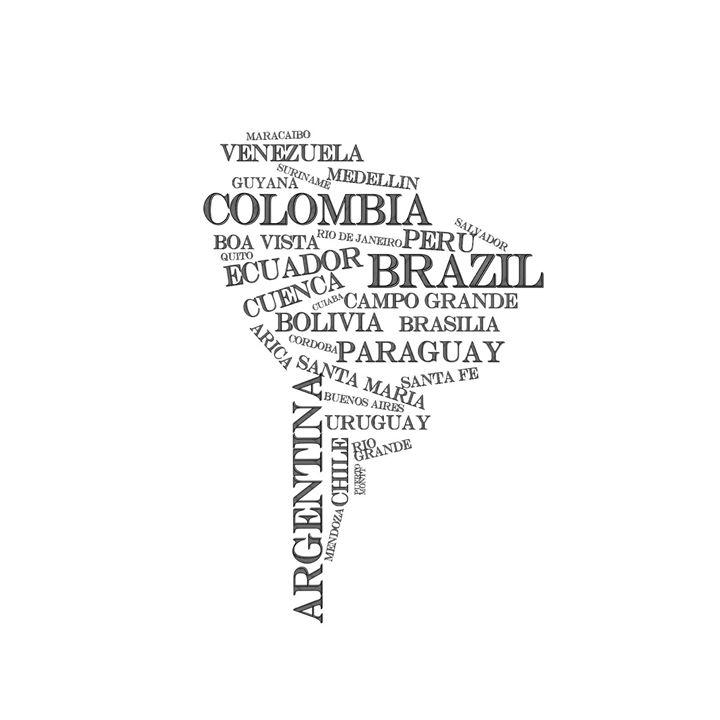 South America - Emily Wilcox