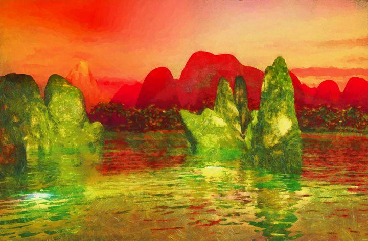 Li river(李河) - Samartist250