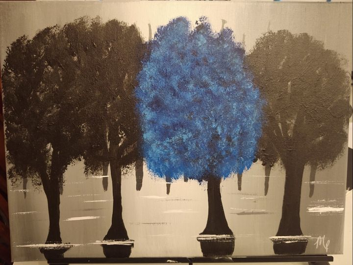 Stand out - Melissa's paintings