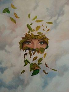 mujer del viento