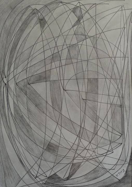 Geometric lines - セファス Artworks