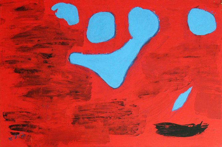 Blues and Nina Simone - @ceffasartworks