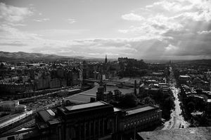 Edinburgh´s Skies II