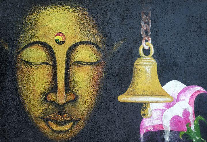 Buddha 3 - BEGANAART