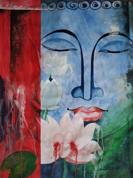 Buddha - BEGANAART