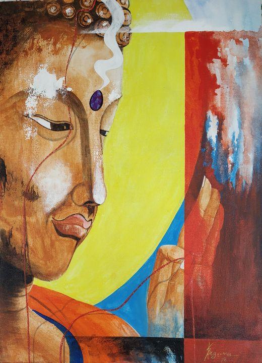 Buddha 2 - BEGANAART