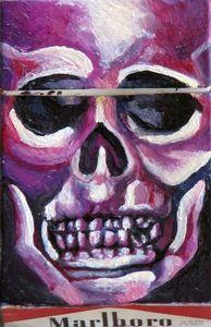 Purple Marlboro Man - Sunny Kay Marler