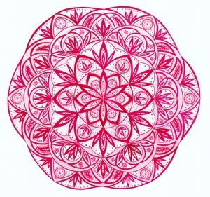 Love activation mandala