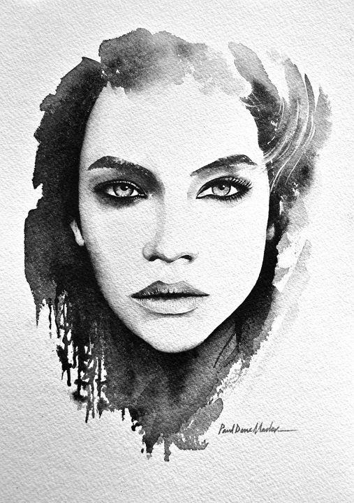 Portrait 1 - Paul Dene Marlor