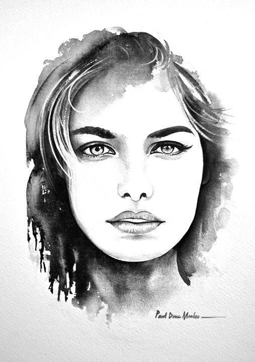 Portrait 2 - Paul Dene Marlor