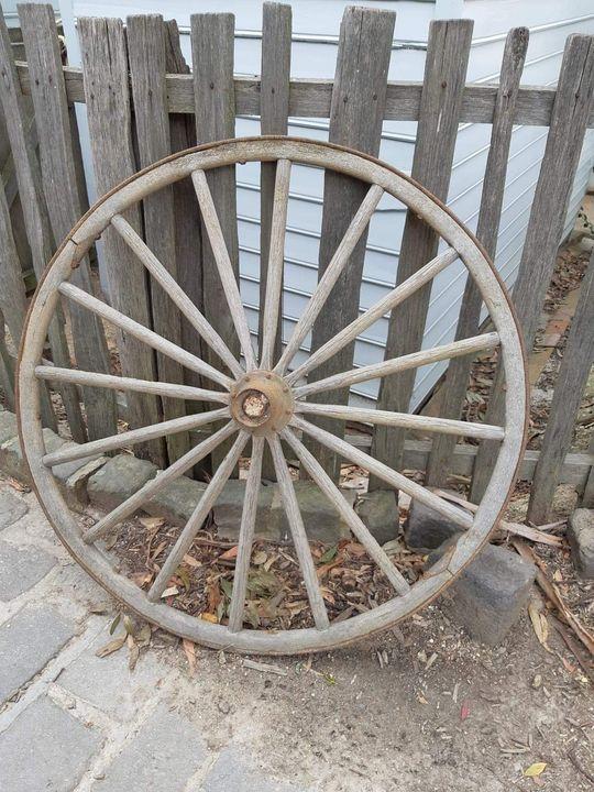 Wagon Wheel - Maxxams