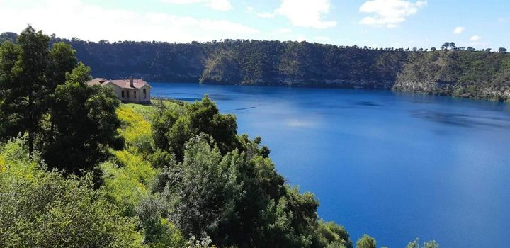 Blue Lake, Mt Gambier - Maxxams